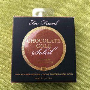 Too Faced Bronzer Chocolate Gold Soleil Luminous